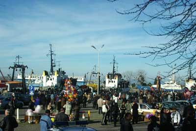 День Николая Чудотворца - покровителя моряков - Никулден - 6 декабря - Созополь